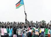 L'indépendance Sud-Soudan, 54ème Etat africain dernier dans monde.