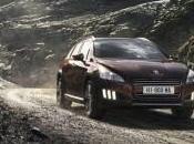 Peugeot continue chasser terres d'Audi
