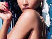 Cassie pose pour Blank Magazine