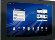 tablette Optimus disponible France courant juillet partir
