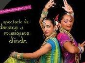 Bollywood Legends spectacle dans cadre Festival Château