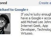 Google+/Facebook guerre est-elle ouverte