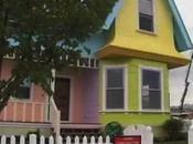 réplique maison Là-Haut (Pixar)