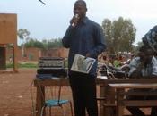 Avec quelques francs suisses, peut faire bonheur d'écoliers d'un quartier Ouagadougou