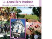 E-Tourisme LinkingBrand intervient Renatour thème L'innovation Nouvelles Technologies Septembre 2011 Roanne