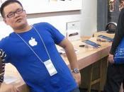 Tout contrefait. Même Apple Store.