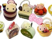 desserts Hello Kitty Sweets