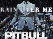 "Pitbull dévoile clip ""Rain Over"