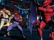 Megaman pour Ultimate Marvel Capcom