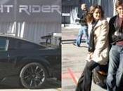 """""""Knight Rider"""" débute chapeaux roues"""