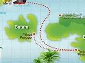 Weekend l'île Bintan, Indonésie