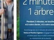 minutes pour Nature NOKIA