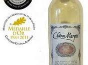 Coteaux Varois 2010 blanc demi primé Concours Général Agricole 2011