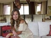 marrakech avec Jade Jagger...