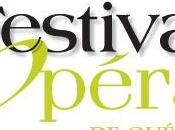 premier Festival d'opéra Québec féérie totale Robert Lepage fantaisie lyrique Peter Brook