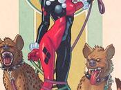 comics filles Catfight