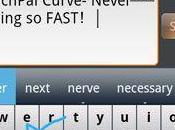TouchPal Curve, l'autre clavier