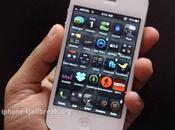 thèmes (disponibles Cydia) iPhone