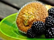 Muffins mûres Blackberry