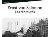 Réprouvés chef-d'œuvre d'Ernst Salomon