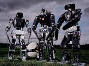 magazine National Geographic choisit robots pour couverture d'Août 2011