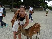 Nara, ville daims