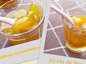 Confiture mirabelles, Moselle, vanille inspirée Ferber