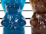 Geant gummi bear (nouriture)