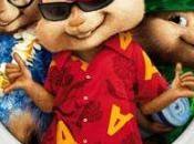 Alvin Chipmunks bande annonce affiches