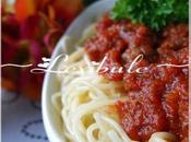 Sauce spaghetti Mamma Mia!