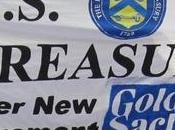 bankster Goldman Sachs examen pour usage faux