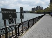 Redessinez berges l'East River Manhattan