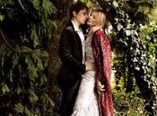 photos mariage Kate Moss Jamie Hince dans magazine Vogue Septembre 2011