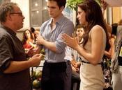 Kristen Stewart, Robert Pattinson Bill Condon