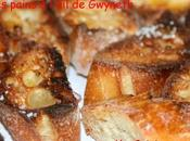 """Garlic Toasts"" d'Apple petits pains l'ail Gwyneth"