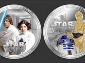 Star Wars aura pièces monnaie