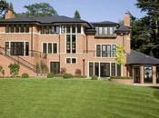 Emmanuel Adebayor rachète villa Cristiano Ronaldo Manchester (Photos villa)