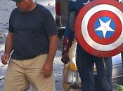 premières photos pour Avengers