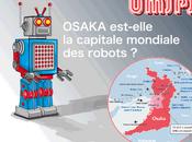 Osaka, capitale mondiale robot