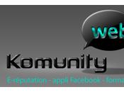 Komunity lance formation réseaux sociaux