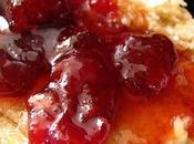 J'ai tartine confiture tomates-fraises s'il vous plaît