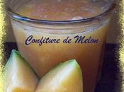 Confiture melon