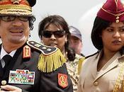 LIBYE passé Mouammar Kadhafi