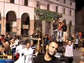 Prise Tripoli victoire insurgés