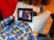 manière originale d'utiliser iPad