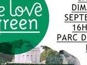 festival musical développement durable Paris: Love Green