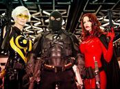 Hornet: Dark Origins Marie Claude Bourbonnais