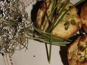 Muffins pistache (sans gluten, lait).