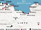 Lybie, coup d'état, guerre civile, intervention etrangère, révolution