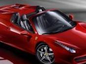 Ferrari dévoile F458 Spider